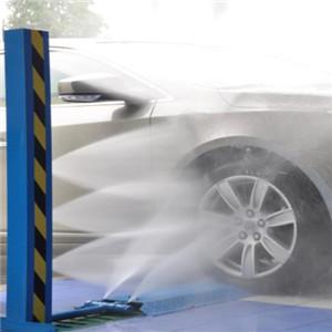 蘿卜來了智能輪胎洗車