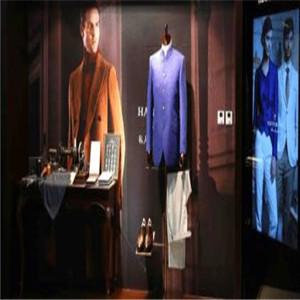 菲紳服裝定制藍