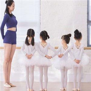 鈺琦國際少兒啟蒙舞蹈白色