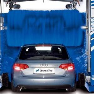 科思無人洗車