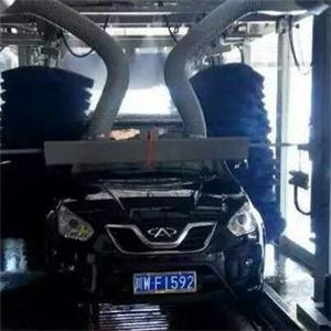 科思無人洗車經典
