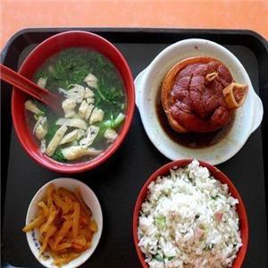 陈记菜饭骨头汤