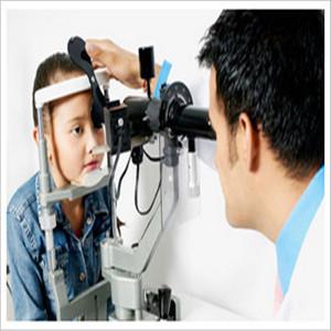 珍晰視力康復中心展示