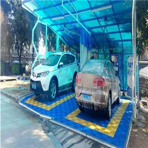 苗喜智能洗車加盟