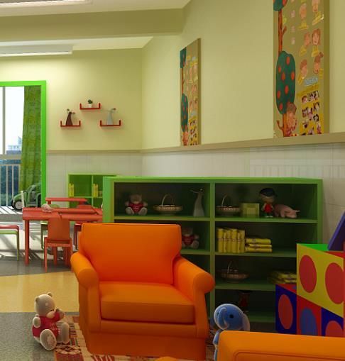 碧水龙庭幼儿园教室