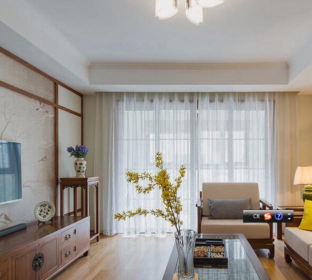 德本裝飾客廳