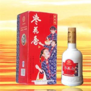 枣花香白酒特色