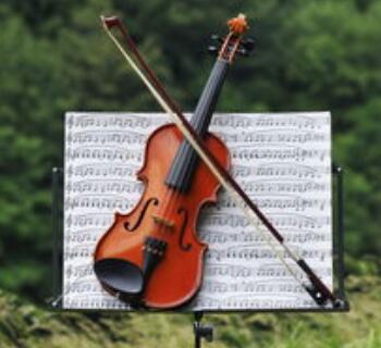 张笑笑小提琴培训