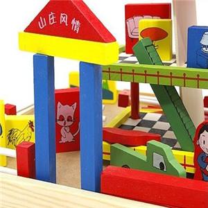 开心益智玩具桥