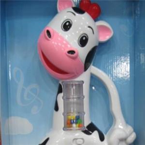 开心益智玩具牛