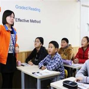 乐加KIDS双语阅读老师