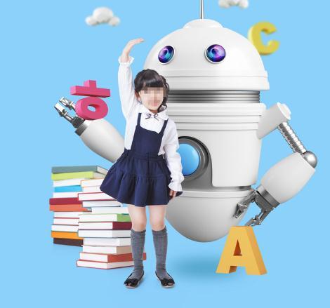 乐蒙乐贝教育机器人宣传