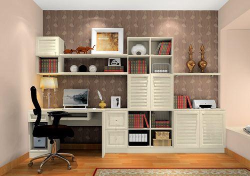 法尔诺全屋定制家具书桌
