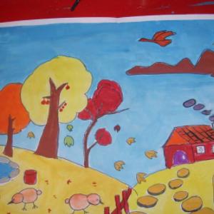 畫精靈少兒美術聰明