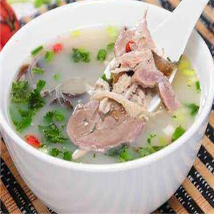 九朝一品羊肉汤