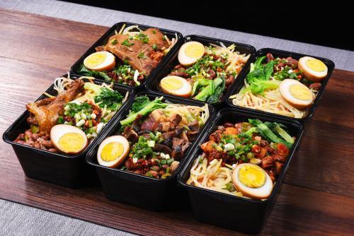 米小多快餐