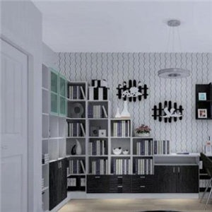 汇景家具书柜