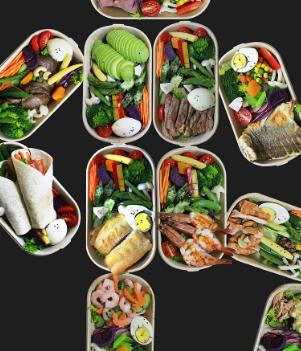 谨食健身营养餐