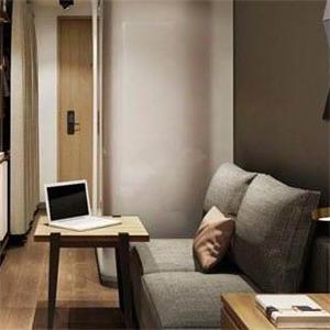 城家公寓房間