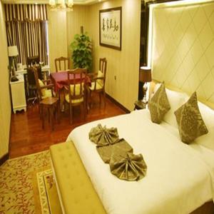 酒店大床房