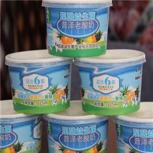 普泽老酸奶甜品