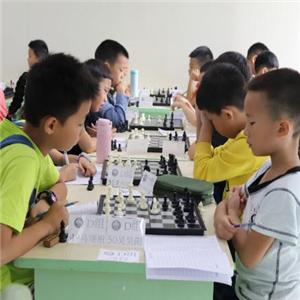 新蕾国际象棋俱乐部学习