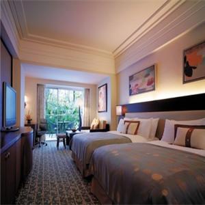 中海凱驪酒店房間