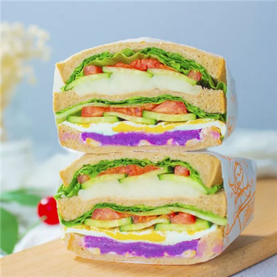 壹刻輕食三明治