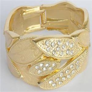 星翠不锈钢饰品金色