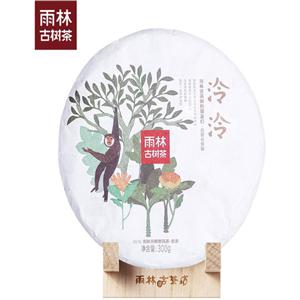 雨林古树茶加盟