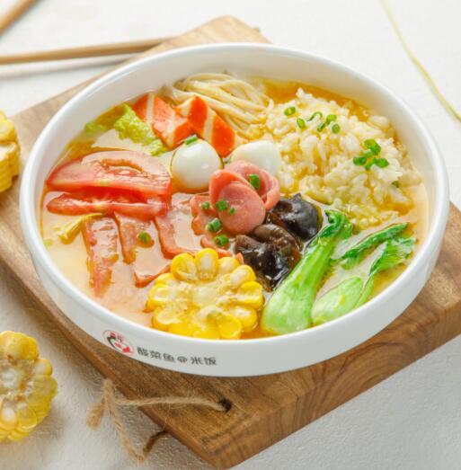 唐福记酸菜鱼
