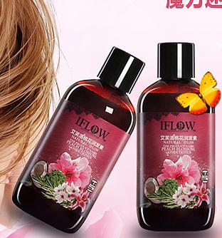 艾芙洛洗发水桃花润发