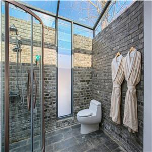 山里寒舍民宿浴室