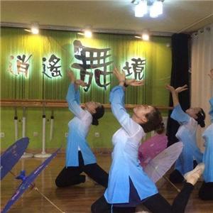 逍遥舞境培训蓝色