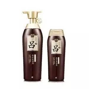 呂洗发水香味清淡