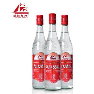 九江双蒸酒三瓶