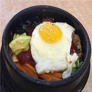 首尔石锅鸡蛋