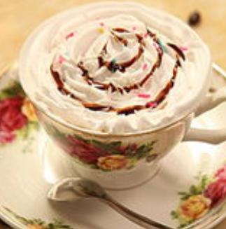 甜愛咖啡冰淇淋咖啡