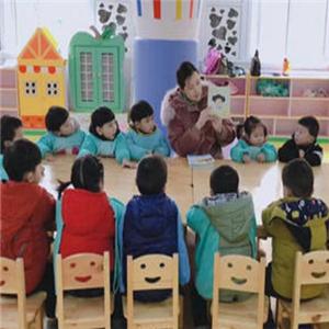 优贝儿早教中心学生学习