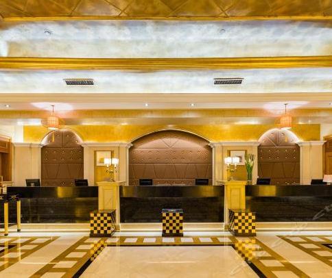 九江远洲国际大酒店大厅