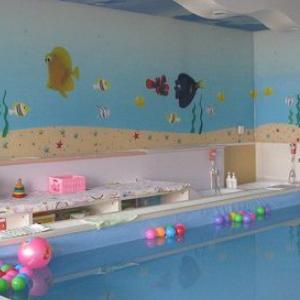七彩虹婴儿游泳馆开发