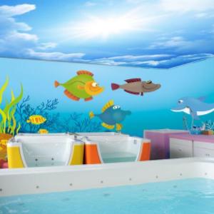 幼幼婴儿游泳馆健康