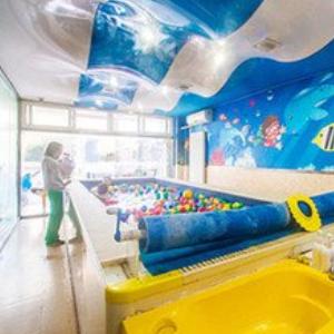 幼幼婴儿游泳馆开发