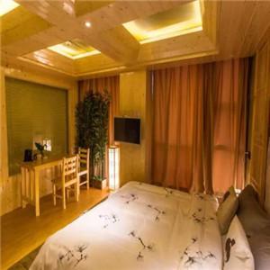 丹枫白露酒店房间