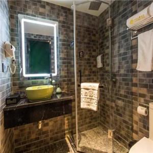 丹枫白露酒店浴室