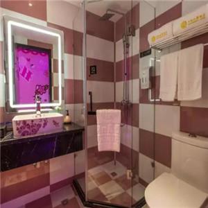 丹枫白露酒店室内