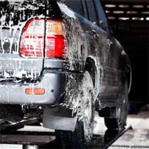 金钥匙汽车用品洗车