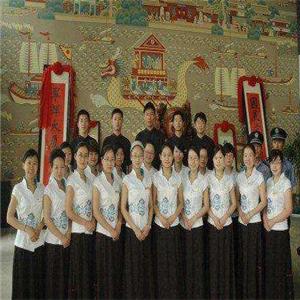 孔子礼仪文化学校多人