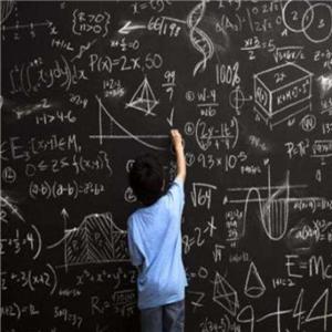 老张数学写字