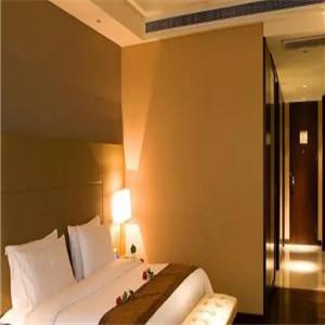 悦豪酒店房间